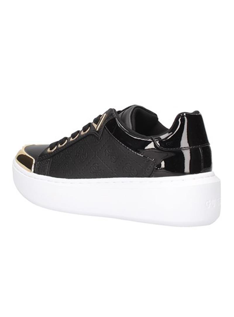 SNEAKER BRANDYN 4G LOGO GUESS | Sneakers | FL7BDYFAL12BLACK