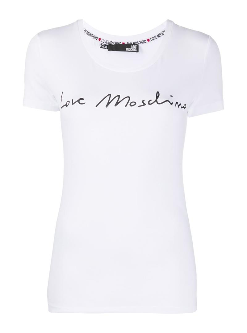 LOVE MOSCHINO      W4H1901E1951A00WHITE