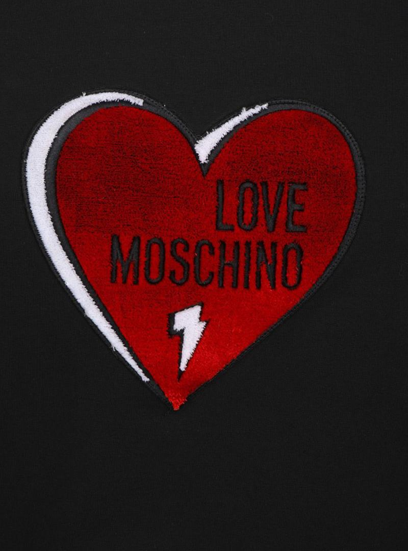 LOVE MOSCHINO |  | W630485E2204C74BLACK