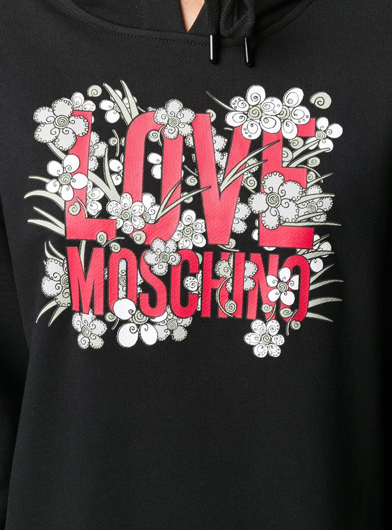 LOVE MOSCHINO |  | W642101M4055C74BLACK
