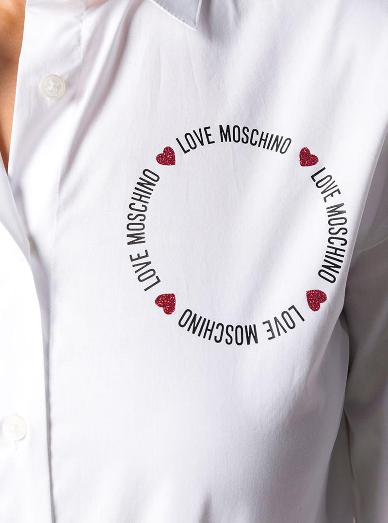 LOVE MOSCHINO |  | WCC3410S3296A00WHITE