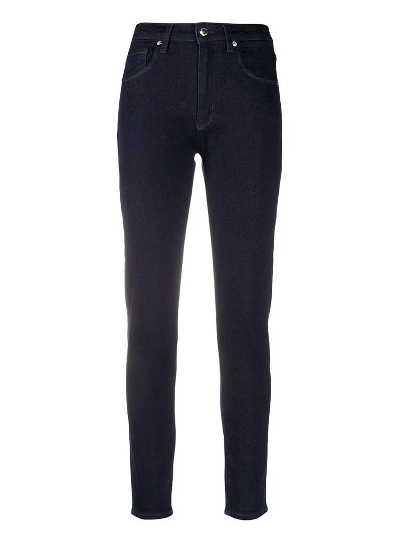 JEANS A VITA MEDIA CON LOGO LOVE MOSCHINO | Jeans | WQ43682S3379022C