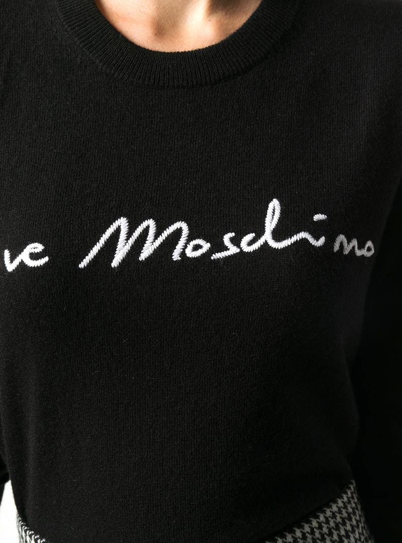 LOVE MOSCHINO |  | WS57G11X1264C74BLACK