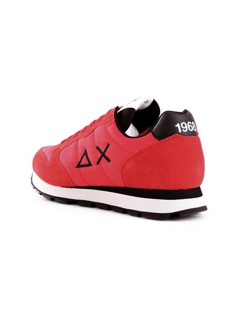 SNEAKERS TOM SOLID NYLON SUN68 | Sneakers | Z401011011ROSSONERO