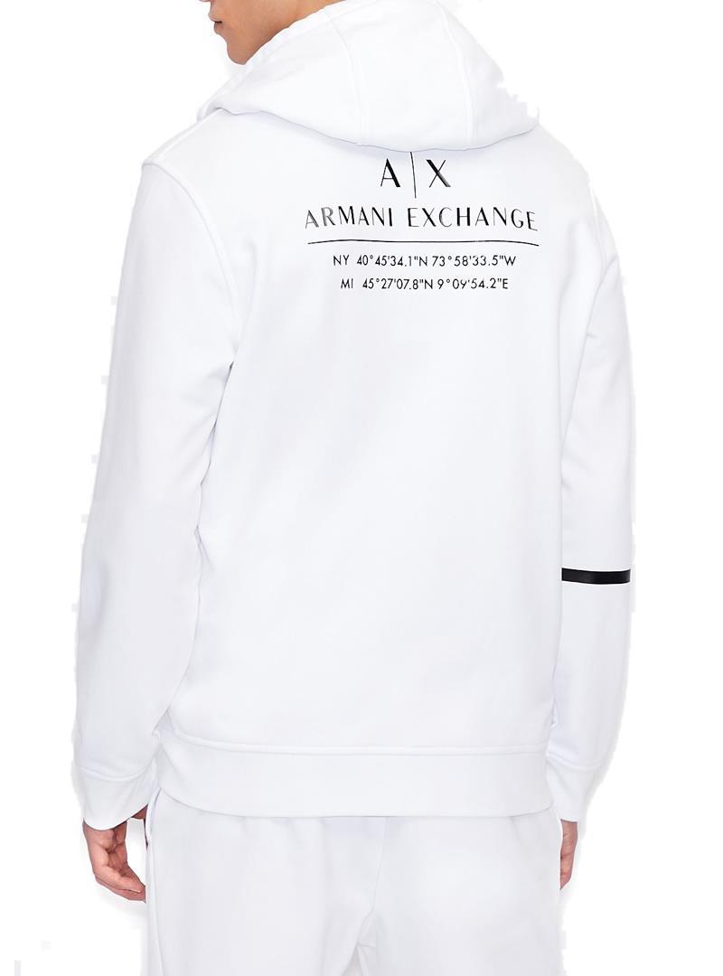AX ARMANI EXCHANGE |  | 3KZMFDZJ9FZ1100BIANCO