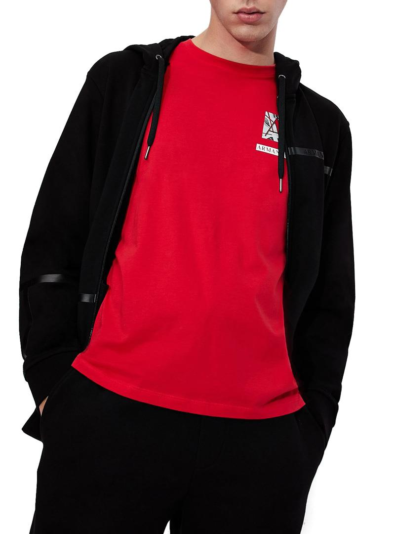 T-SHIRT SLIM FIT AX ARMANI EXCHANGE | T-shirt | 3KZTAAZJA5Z1400ABSOLUTERED