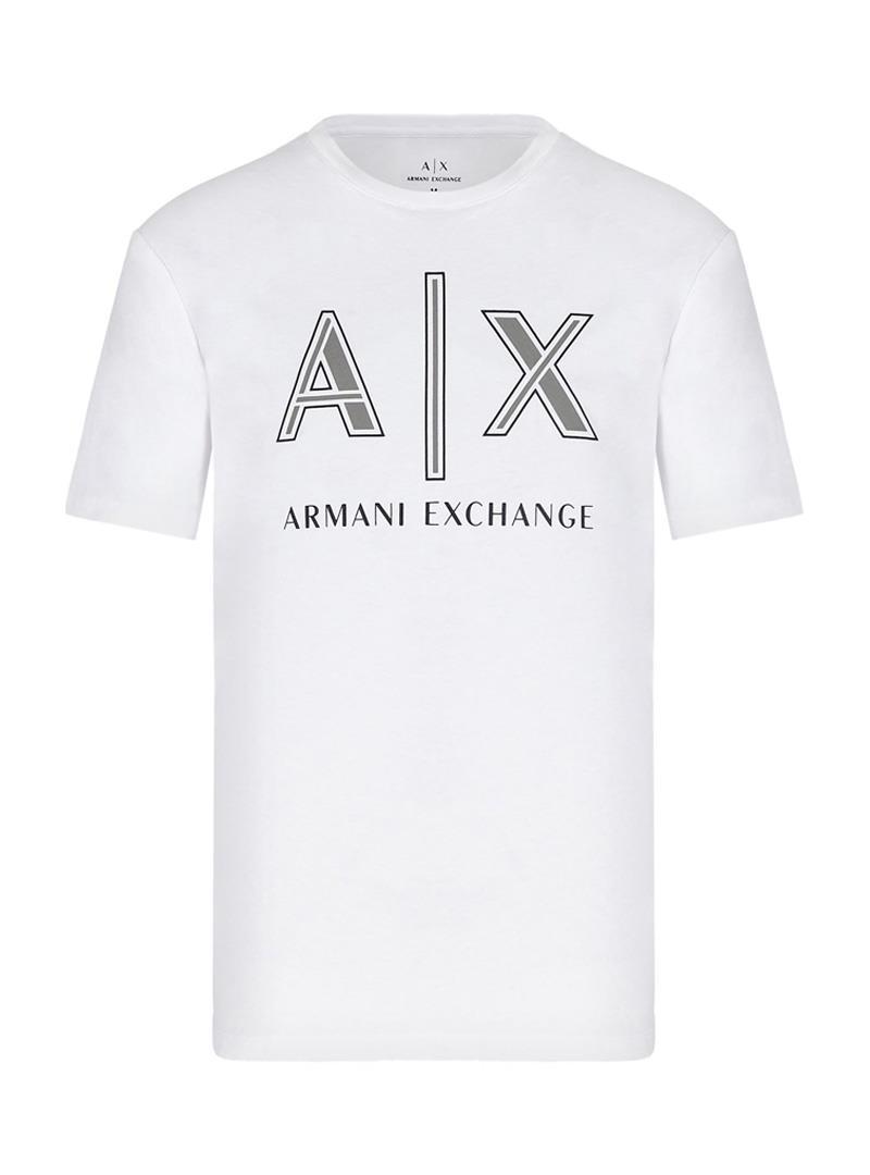 AX ARMANI EXCHANGE |  | 3KZTAFZJ4JZ1100BIANCO