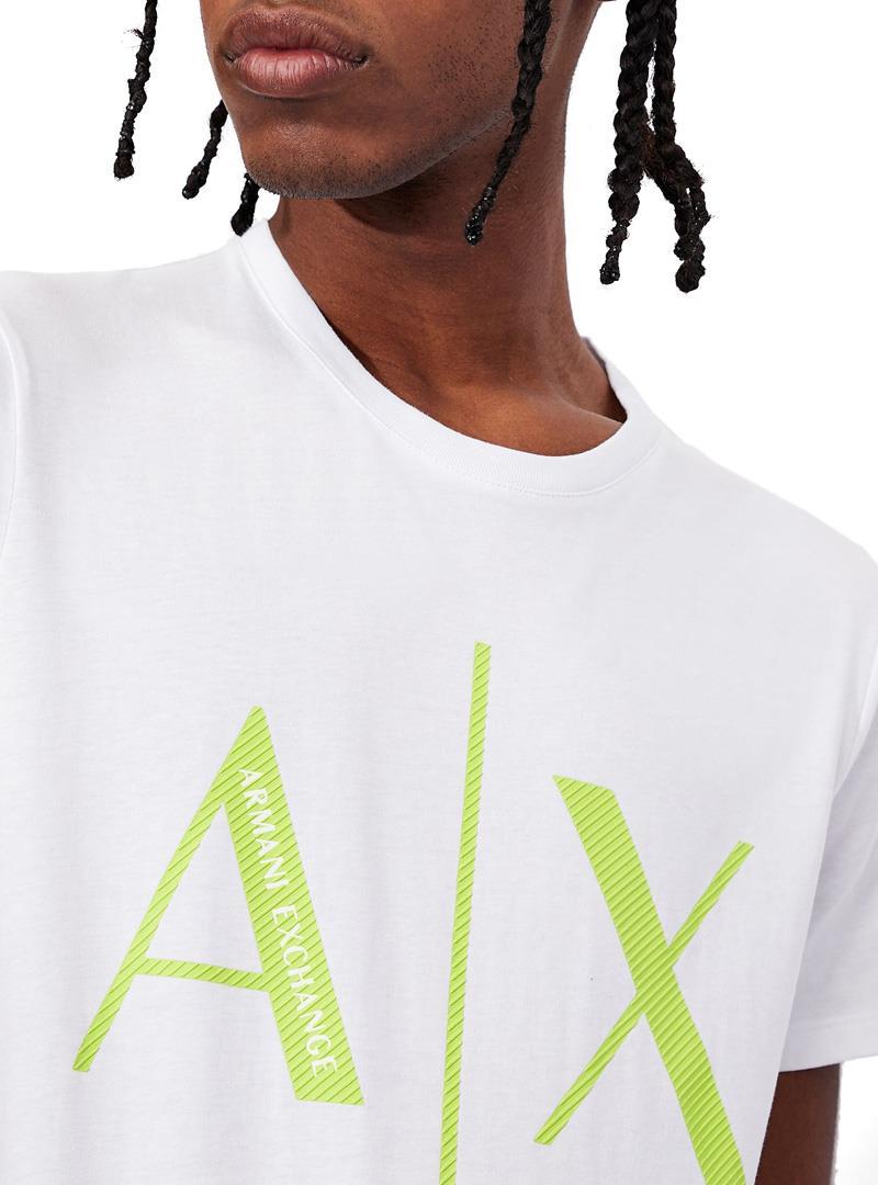 AX ARMANI EXCHANGE |  | 3KZTAGZJ4KZ1100BIANCO