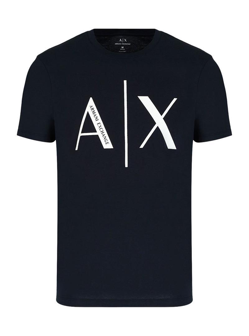 T-SHIRT SLIM FIT AX ARMANI EXCHANGE | T-shirt | 3KZTAGZJ4KZ1510NAVY
