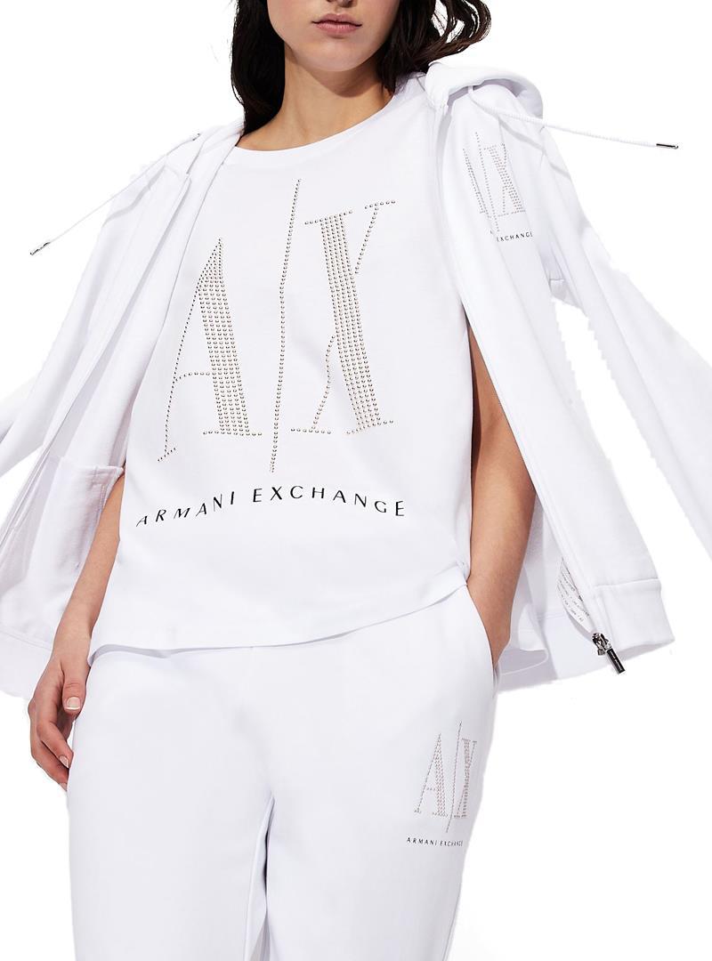 AX ARMANI EXCHANGE |  | 8NYTDXYJG3Z9130WHITESTUDS