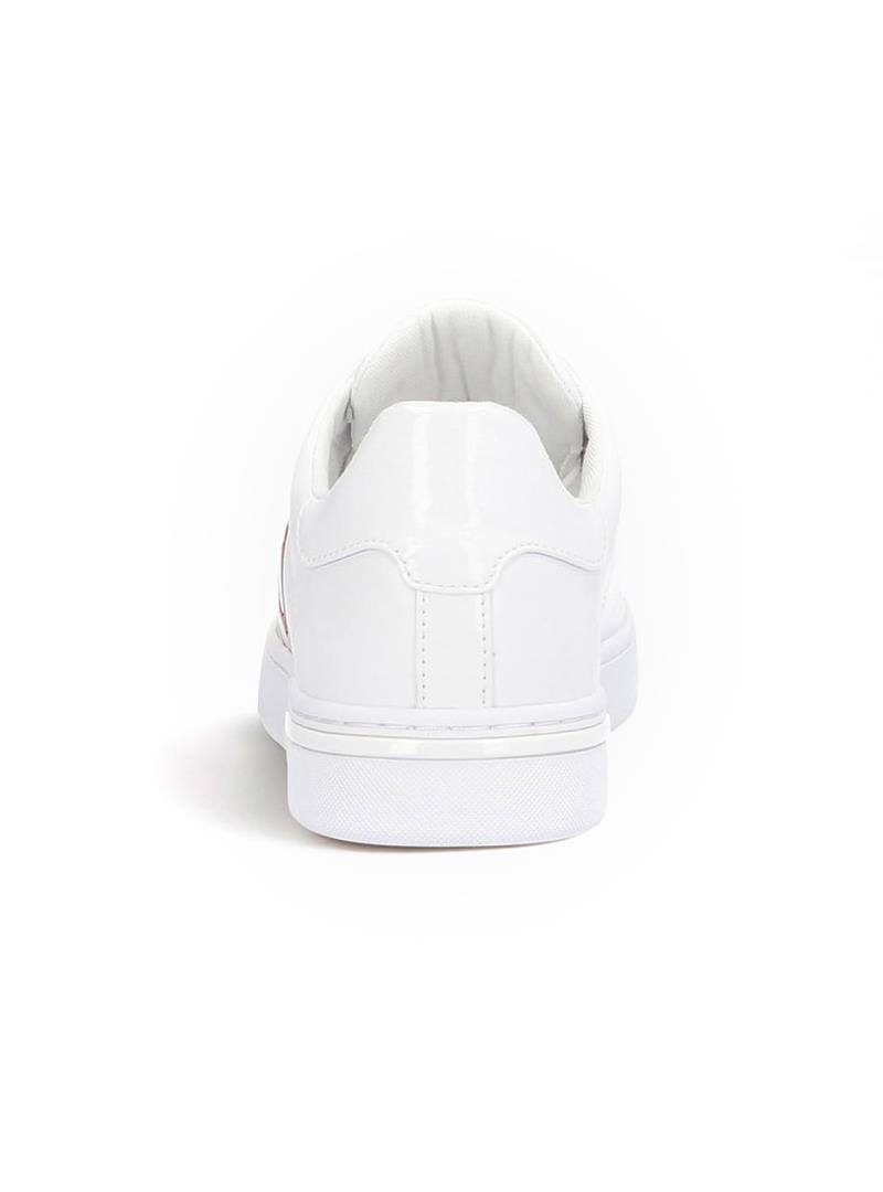 SNEAKER REATA 4G LOGO GUESS   Sneakers   FL5RTAELE12WHIWH