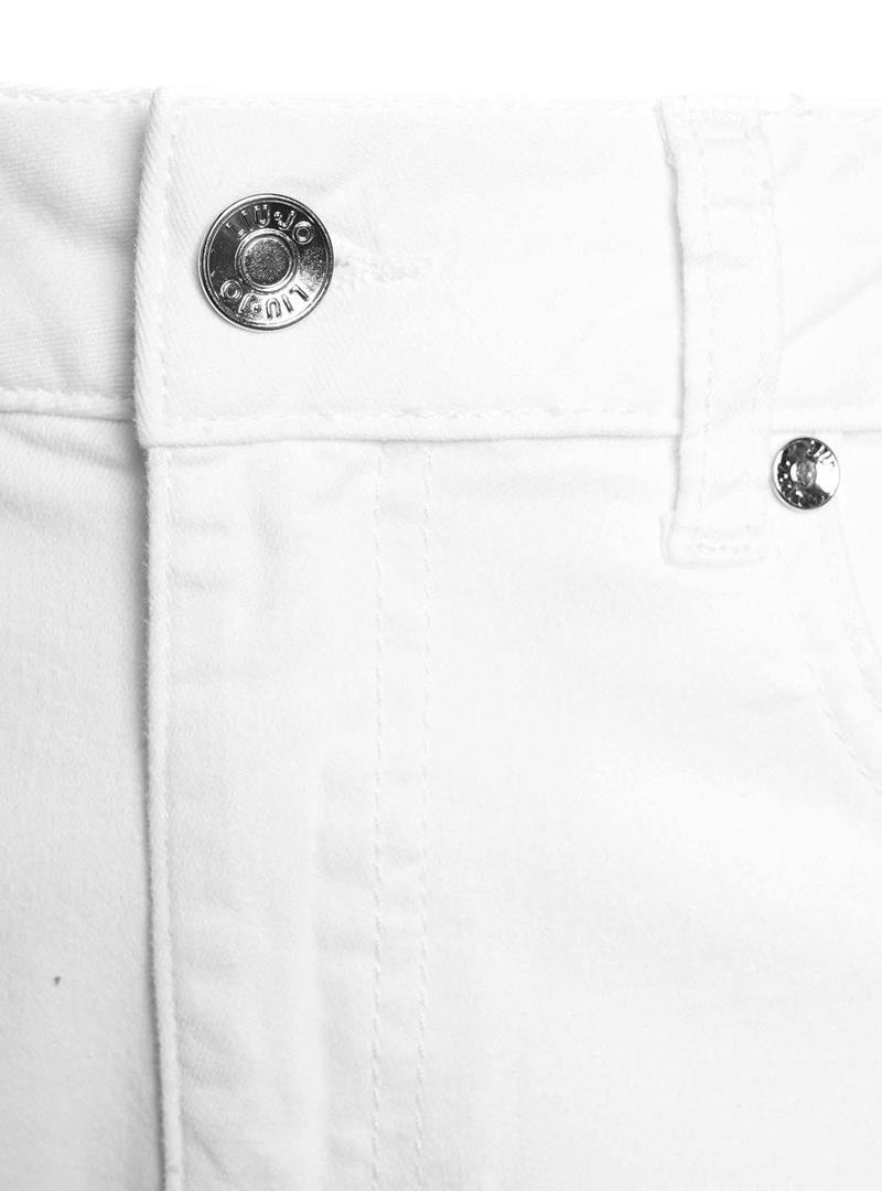 SHORT MILKSHAKE LIU JO JEANS | Short | WA1253T403311111BIANCOOTTICO