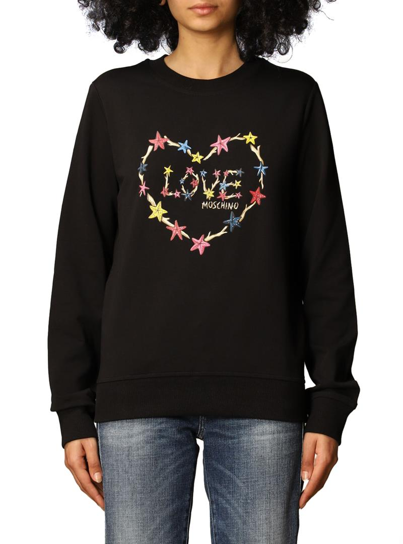 LOVE MOSCHINO |  | W630222E2246C74BLACK