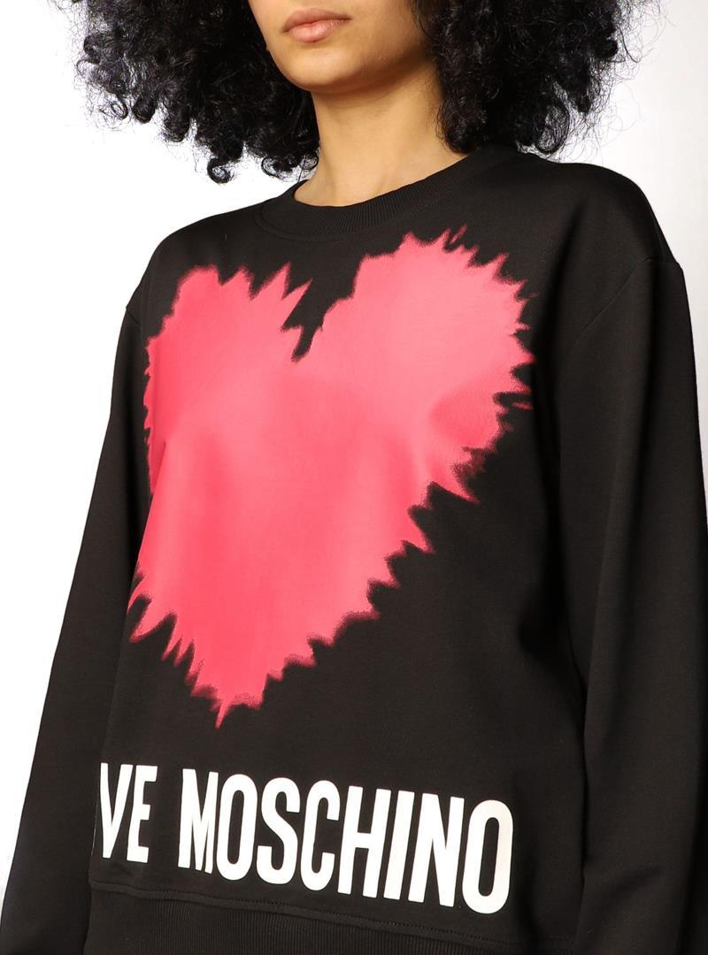 LOVE MOSCHINO |  | W630643M4282C74BLACK
