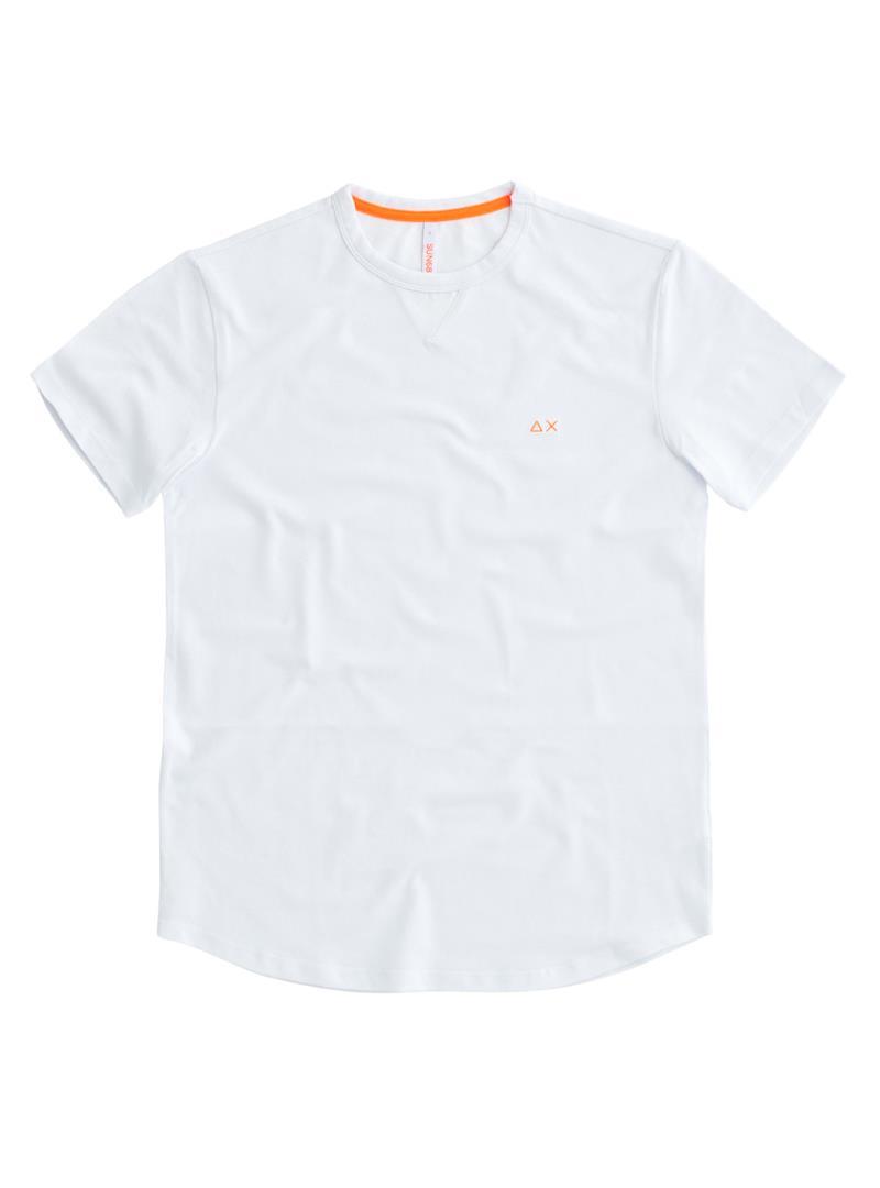 T-SHIRT SOLID EL SUN68 | T-shirt | T3111401BIANCO