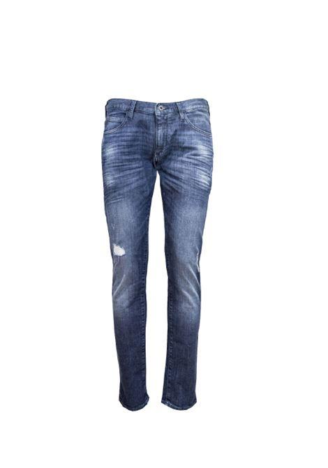 5 tasche ARMANI JEANS | Jeans | 6Y6J106D35Z0550 BLU
