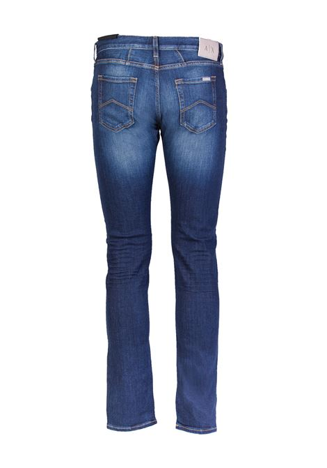 JEANS SLIM FIT AX ARMANI EXCHANGE | Jeans | 3ZZJ13Z2CUZ1500DENIMINDIGO