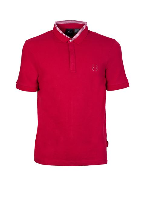 AX ARMANI EXCHANGE |  | 8NZFCAZ8M5Z1435CHILIPEPPER