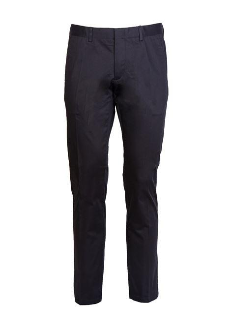 PANTALONE CLASSICO CALVIN KLEIN | Pantalone | K10K102533-PIPER013PERFECTBLACK