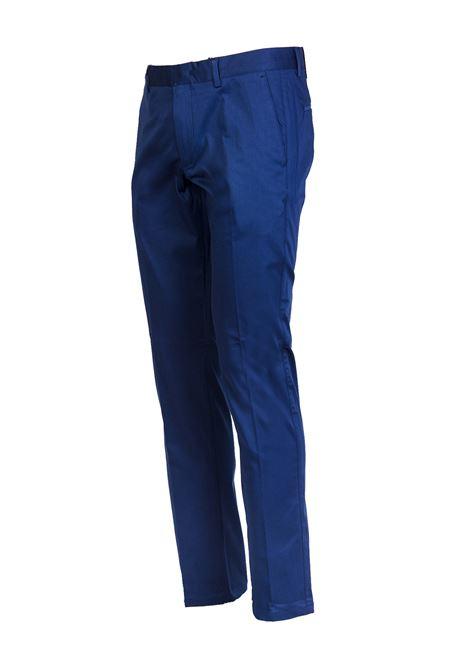 PANTALONE CLASSICO CALVIN KLEIN | Pantalone | K10K102533-PIPER634MEDIEVALBLUE