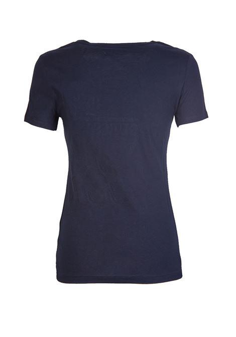 T-SHIRT FLOREAL GUESS | T-shirt | W82I06JA900DEEPINDIGO