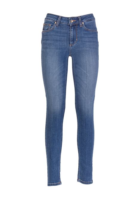 JEANS SHINNY LIU JO BLUE DENIM | Jeans | U18044D418677539DENBLEXPLOSION