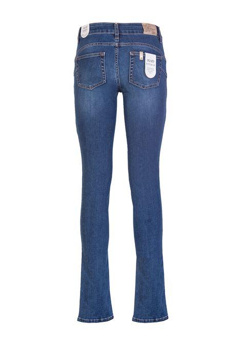 JEANS EXPLOSION LIU JO BLUE DENIM | Jeans | U18053D418677539DENBEXPLOSION