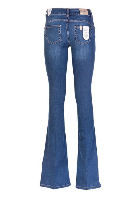 JEANS EXPLOSION LIU JO BLUE DENIM | Jeans | U18060D418677539DENBLEXPLOSION