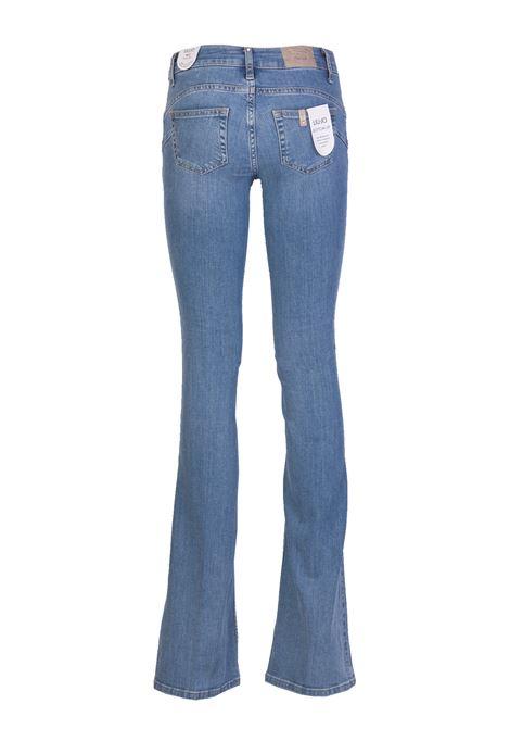 JEANS A ZAMPA LIU JO BLUE DENIM | Jeans | UXX030D405777911DENBLCRUX