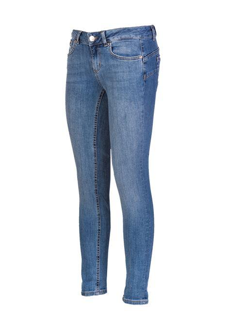 JEANS MODELLANTI LIU JO BLUE DENIM | Jeans | UXX040D405777911DENBLCRUX