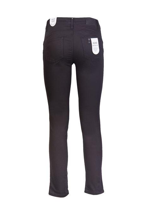 PANTALONE BASIC LIU JO JEANS CORE | Pantalone | W18323T714422222NERO