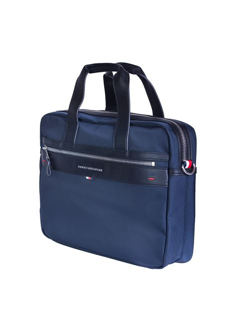 BORSA TOMMY NAVY TOMMY HILFIGER | Borsa | AM0AM02962-ELEVATED413TOMMYNAVY