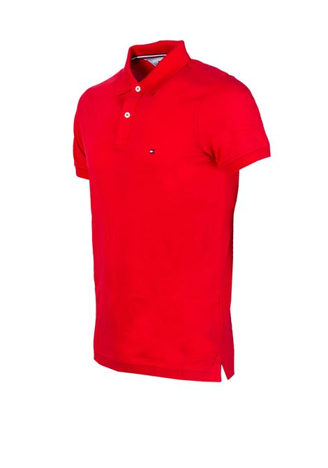 POLO HAUTE TOMMY HILFIGER | Polo | MW0MW05150-TOMMY611HAUTERED