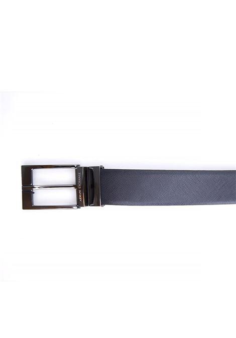 CINTURA NAVY/GRIGIO AX ARMANI EXCHANGE | Cintura | 951060CC23651635BLUNAVYGREY