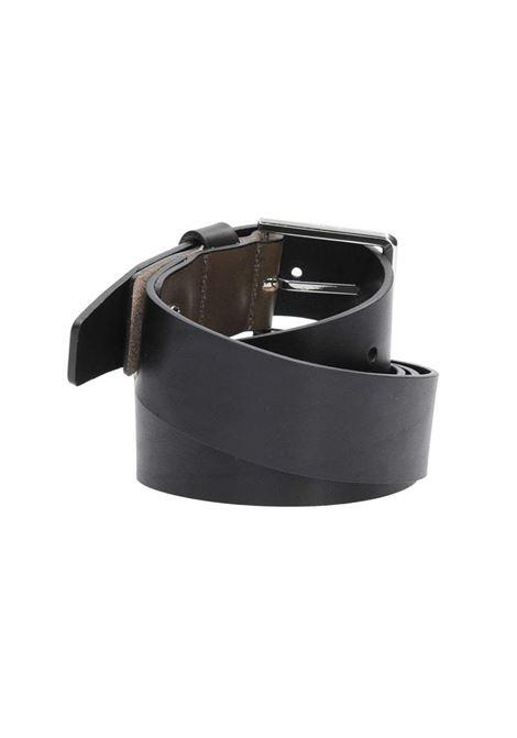 CINTURA CON FIBBIA CALVIN KLEIN | Cintura | K50K504138-ADJBELT001BLACK