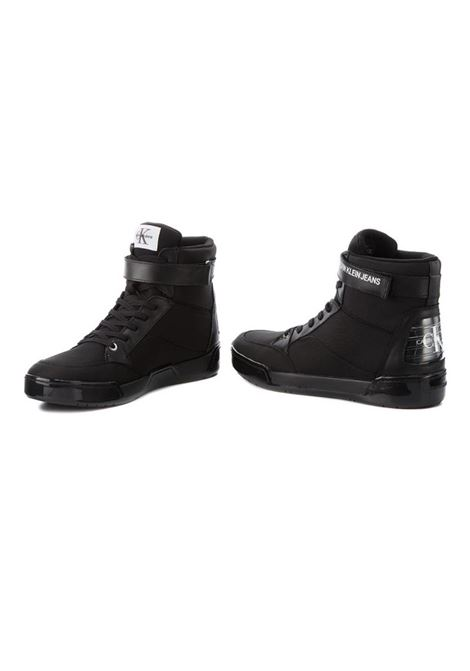 SNEAKERS NYLON SOFT KAPPA CALVIN KLEIN | Sneakers | S1772NIGELBLK