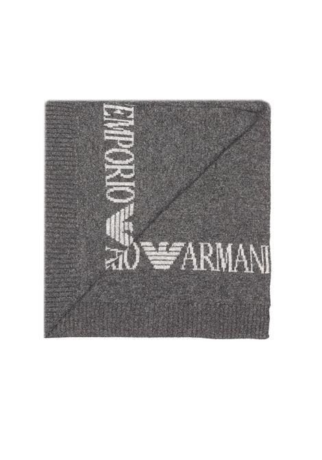 SET SCIARPA E CAPPELLO EMPORIO ARMANI | Set | 8N14501MA6ZF010ANTRALOGO