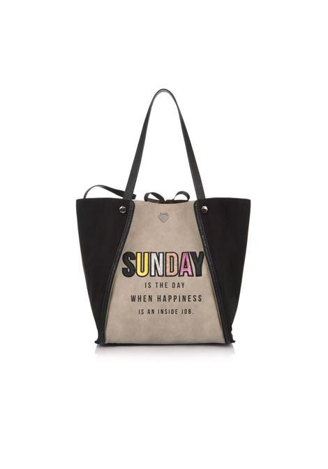 BORSA SHOPPER SUNDAY LE PANDORINE | Borsa | AI18DBT0226307SUNDAYTAUPE