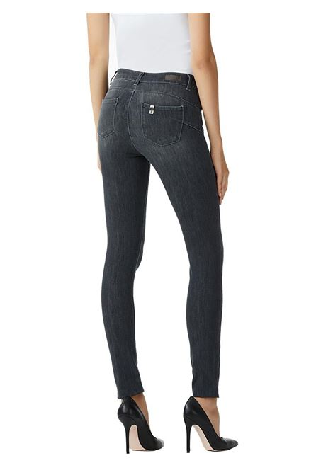 JEANS BOTTOM UP A VITA ALTA LIU JO BLUE DENIM | Jeans | U68011D425187184DENGREYBOUQUETTEW