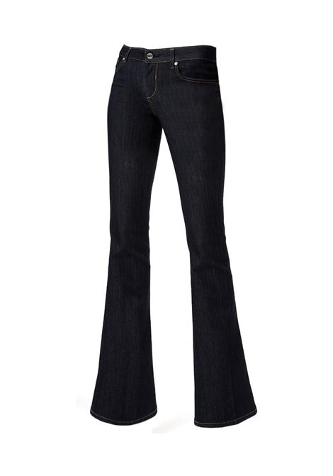 JEANS FLARE LIU JO BLUE DENIM | Jeans | UXX030D30927L000NORMALWASH