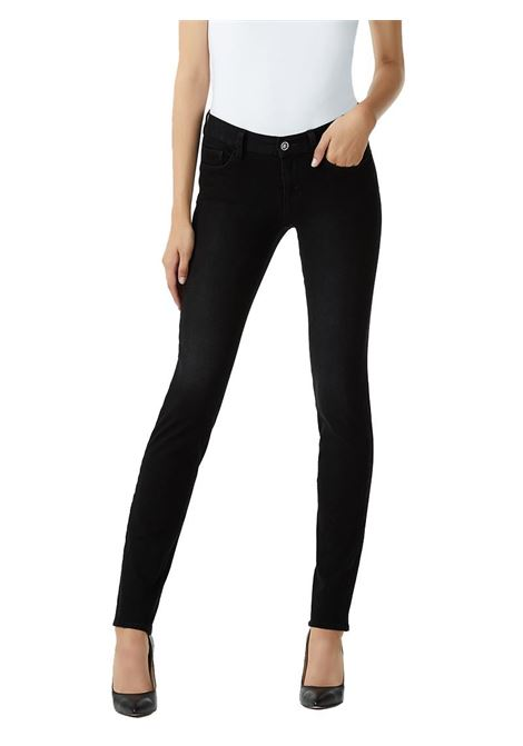 JEANS BOTTOM UP DIVINE LIU JO BLUE DENIM | Jeans | UXX037D419987174DENBLACKLOFTYWASH