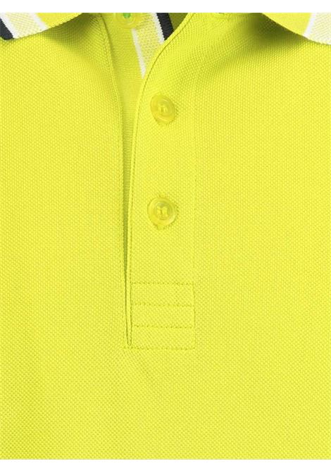 POLO CON LOGO BOSS | Maglia | 50398302PADDY744LIGHTPASTELYELLOW