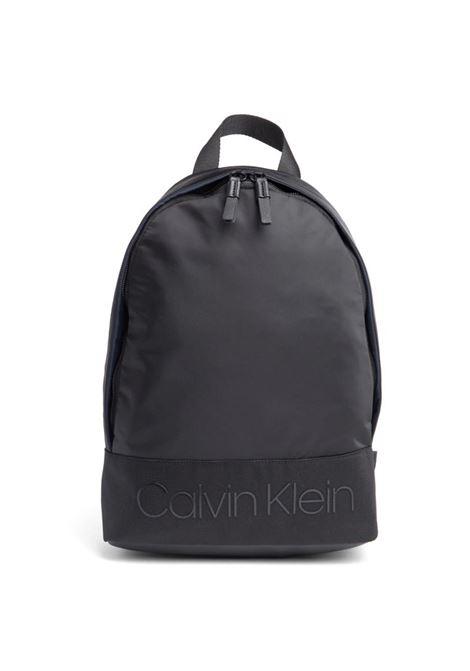 ZAINO IN TESSUTO CALVIN KLEIN | Zaino | K50K504391SHADOWROUND001BLACK