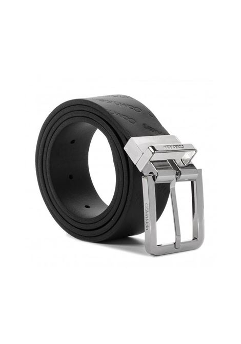 CINTURA IN PELLE CALVIN KLEIN | Cintura | K50K504490ADJ904BLACK