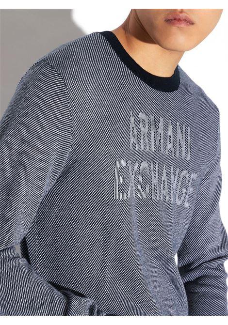 AX ARMANI EXCHANGE |  | 6GZM1HZMP5Z7586NAVYWHITE