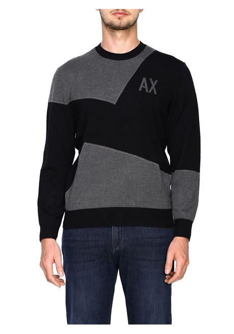 AX ARMANI EXCHANGE |  | 6GZM1JZMQ4Z5299BLACKIRON