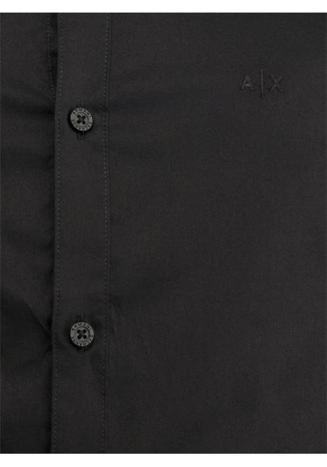 CAMICIA NERO AX ARMANI EXCHANGE | Camicia | 8NZC41ZN28Z1200BLACK