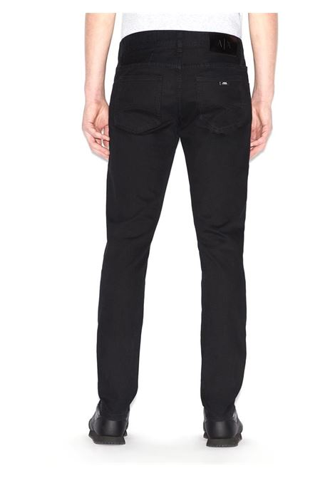 AX ARMANI EXCHANGE |  | 8NZJ14Z3CAZ1200BLACK