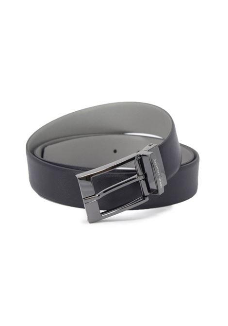 CINTURA BLUE AX ARMANI EXCHANGE   Cintura   951060CC23651635BLUENAVYGREY
