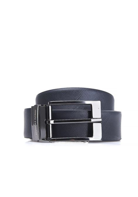 CINTURA BLUE AX ARMANI EXCHANGE | Cintura | 951060CC23651635BLUENAVYGREY